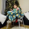 midimini tojobaby mama sandalyesi örtüsü yeni yıl 1-3