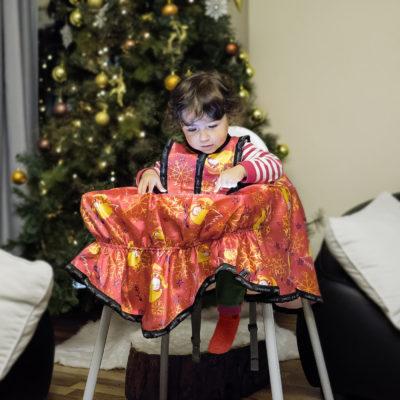 midimini tojobaby mama sandalyesi örtüsü yeni yıl