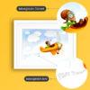 midimini-cocuk-bebek odası-kisiye-özel-tablo-1-2