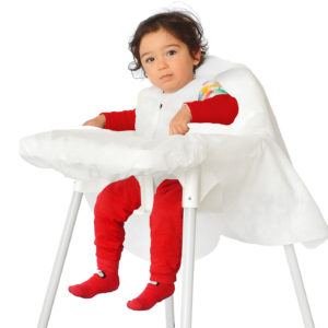 Mama Sandalyesi Örtüsü - TEK KULLANIMLIK