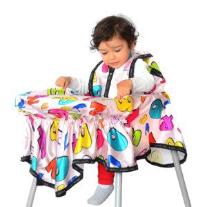 Mama Sandalyesi Örtüsü YAKALIKLI