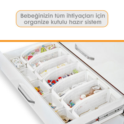 midimini-bebek-cocuk-odasi-dolap-sifonyer-çekmece-duzenleyici