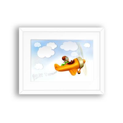 midimini-cocuk-bebek odası-kisiye-özel-tablo